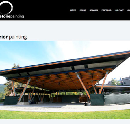 Blackstone Painting Website