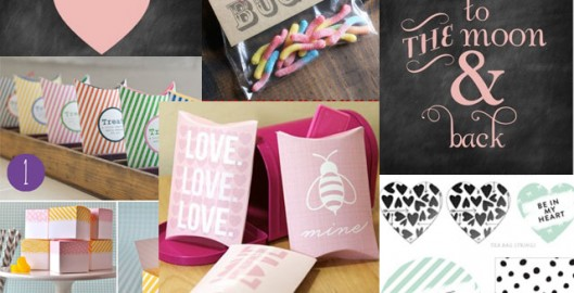 DIY Valentines day free printable's Sea Salt web Whistler