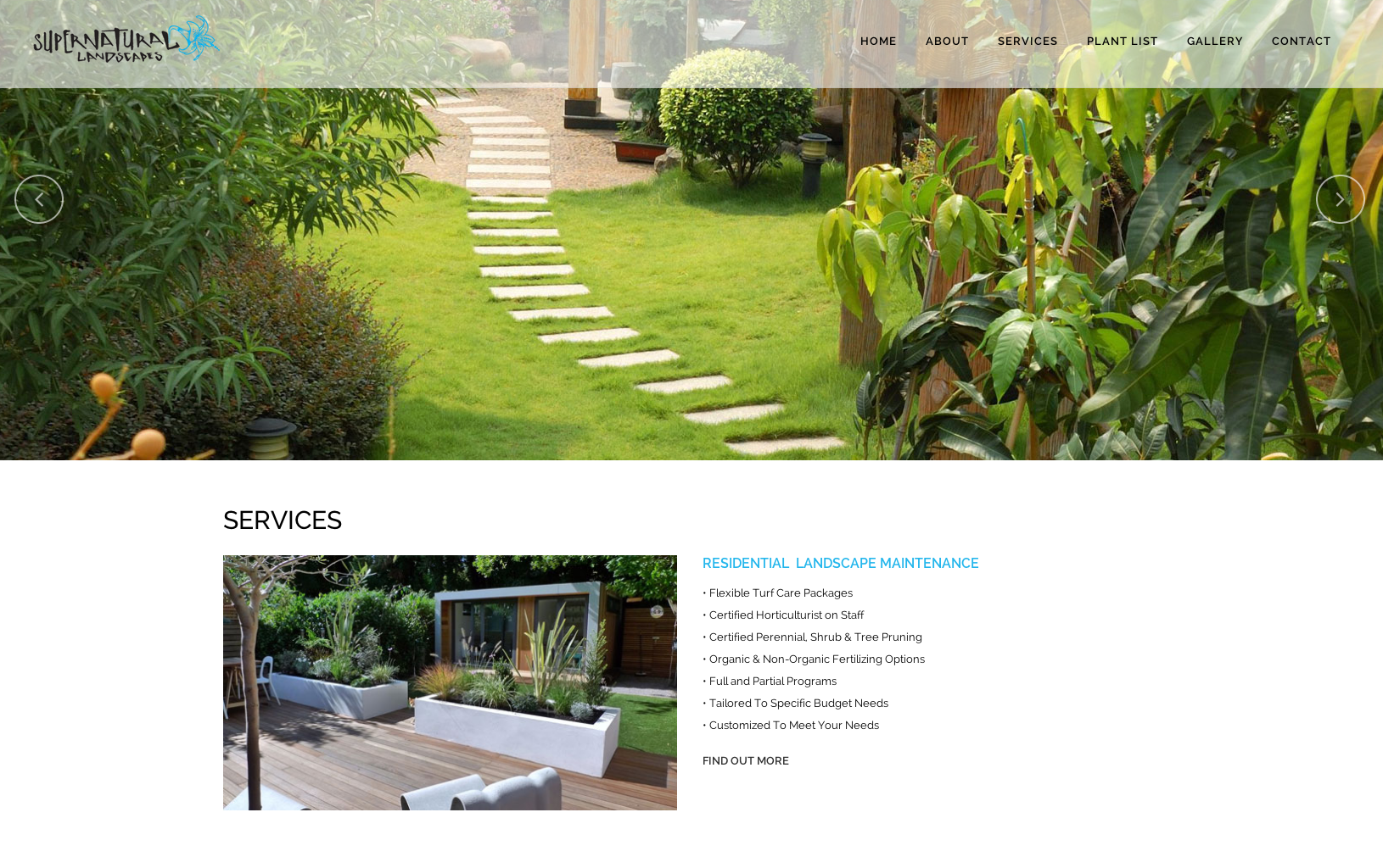 Sea Salt Web Design Whistler landscape website 4